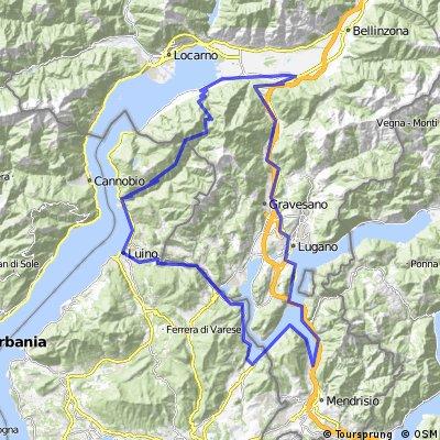 Ticino 1: 15. August 2014