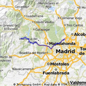 Montecarmelo - Villardilla