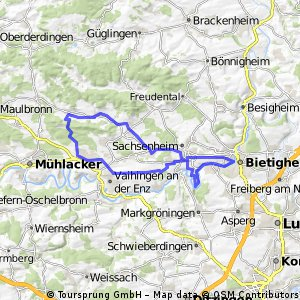 Mettertal-Tour