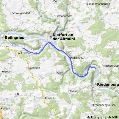 Riedenburg/Kottingwörth