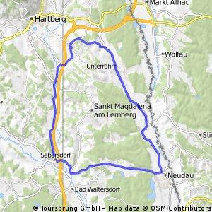 hartberg TT krog