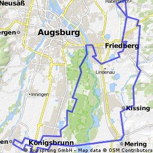 2014 Bobingen - Stätzling - Bobingen