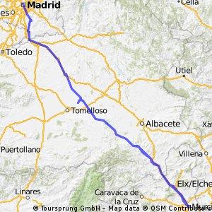 Madrid Murcia 2