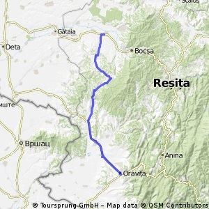 Etapa 1 varianta Berezovia-Oravita