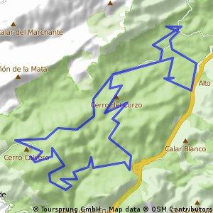 Sierra de Huetor 18-08-14