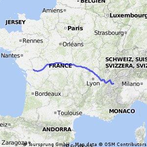 Niort - Champagny en Vanoise