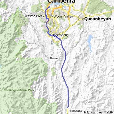 Canberra Michelago