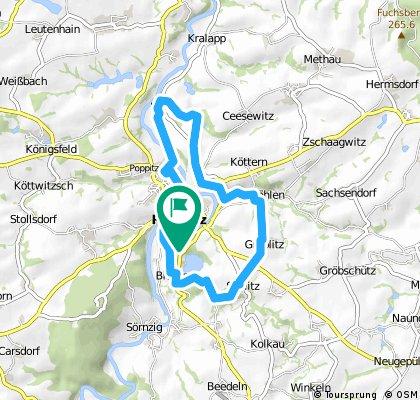 Georadtour rund um Rochlitz 2 - in Arbeit