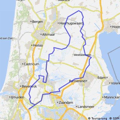 Raisin Hope Ride 2014 - 100 km