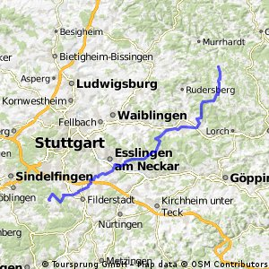 Steinenbronn Kaisersbach