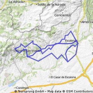 Real de San Vicente por Escalona