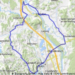 weitendorf-stocking-ragnitz-gralla-grottenhof-st. nikolai-schönberg-weitendorf