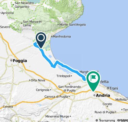 #ItaliaML 23 - Manfredonia-Barletta