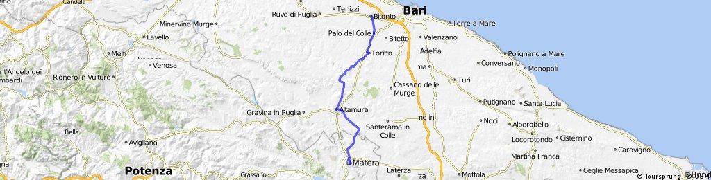 #ItaliaML 25 - Bitonto-Matera