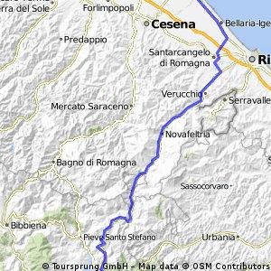 Cervia mare Arezzo