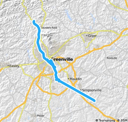 Greenville - Rabbit Trail