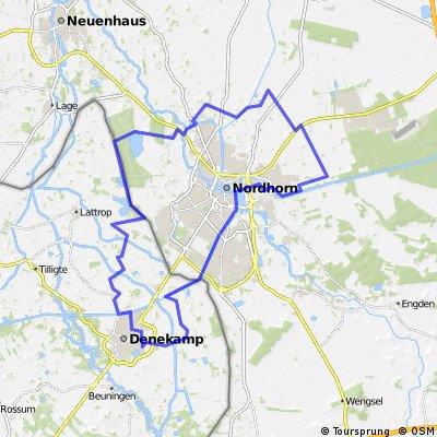 Rondje Nordhorn