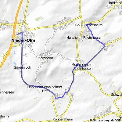 Trimmathlon Gau-Bischofsheim