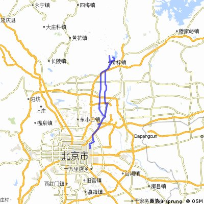 Beijing Riviera - Huairou Reservoir