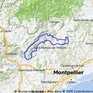 Tour St. Jean de Bueges