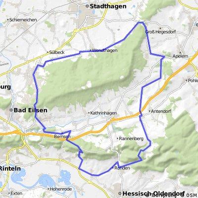 Schaumburg-Bückeberg Runde