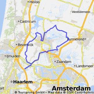Raisin Hope Ride 2014 - 50 km