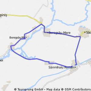 Sanmihaiu Roman - Sacalaz - Bobda - S. German - S. Roman