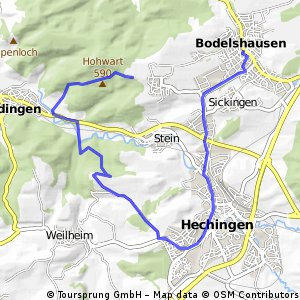 bodelshausen trip