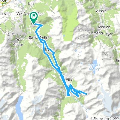 Remointse de Bréona (2530 m)