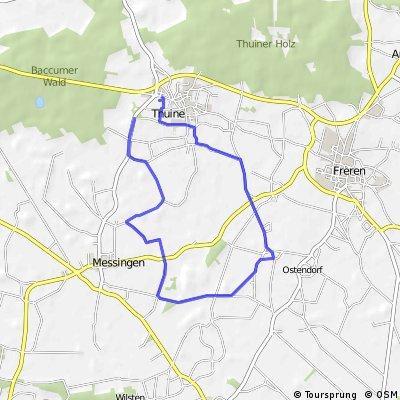 Thuine 15 KM