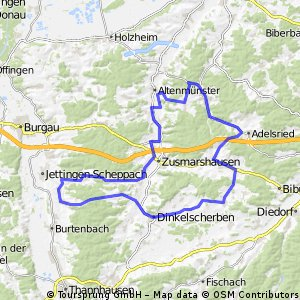 Welden-Scheppach untenrum