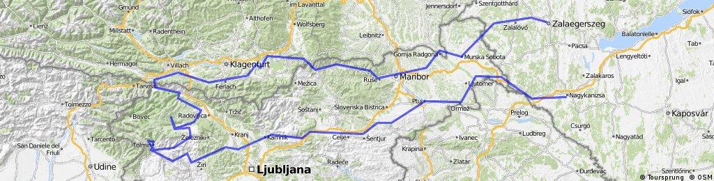 Szlovén körút