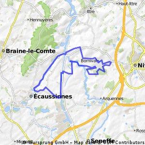 Start Ronquières