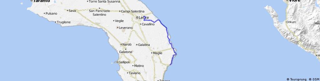 #ItaliaML 30 - Lecce-SantaCesarea