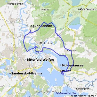 Pouch-Altjeßnitz-Burgkemnitz-Pouch