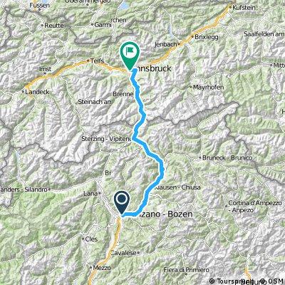 Bolzano-Innsbruck
