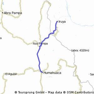 Humahuaca - Iruya