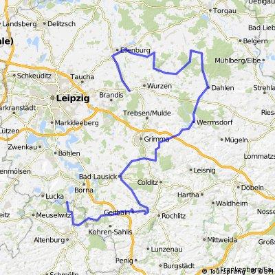Allenbach - Hohburg - Regis-Breitingen