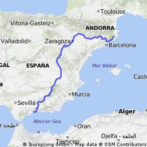 Málaga - Girona 2015 Version 1