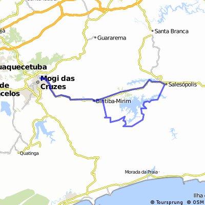 Volta da represa Salesópolis - Biritiba