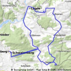 Weserbergland / Lippe 1.0.1