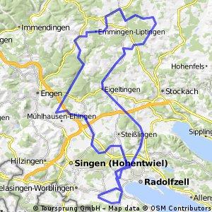 Bohlingen - Schwandorf -Bohlingen