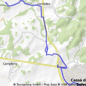 CassadelaSelva - camping Fornells