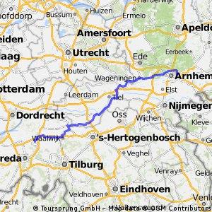 Oosterhout - Velp