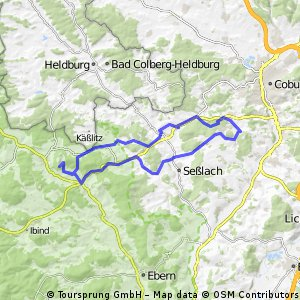 Rundtour Ahorn Zeilberg
