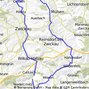 Gewerbestraßen-Freitagstraßen-Runde