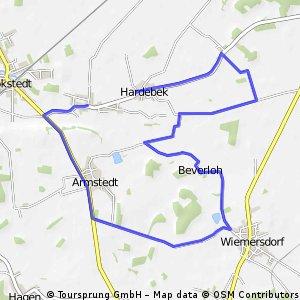Hardebek-Wiemersdorf-Hasenkrug