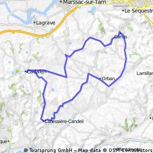 Route de Rouffiac