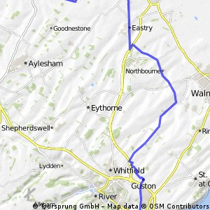 Dover To Wingham