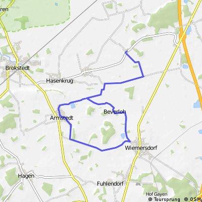Hardebek-Wiemersdorf-Armstedt